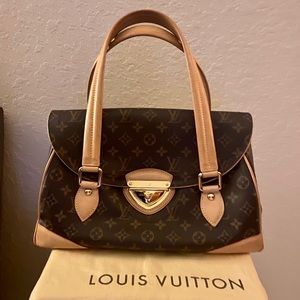 💖Authentic💖 LV Monogram Beverly Bag GM💖